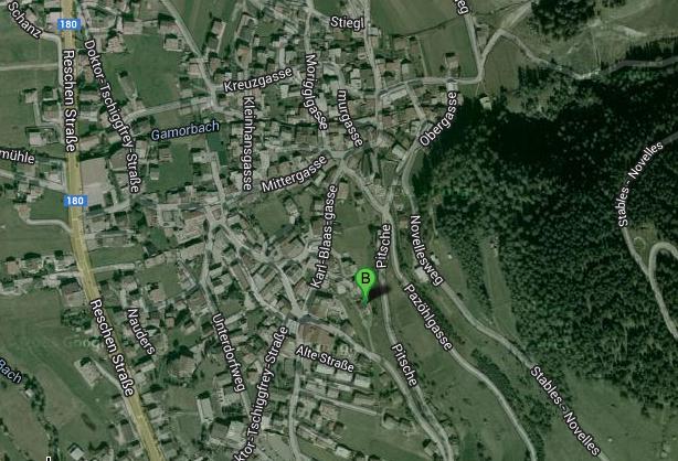 Lageplan-Apart-Belmonte-Nauders